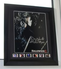 "A359DSH DON SHANKS - ""HALLOWEEN"" SIGNED  was £55 now £45"
